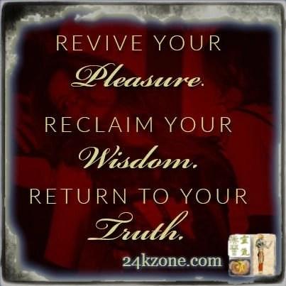 Revive Your Pleasure