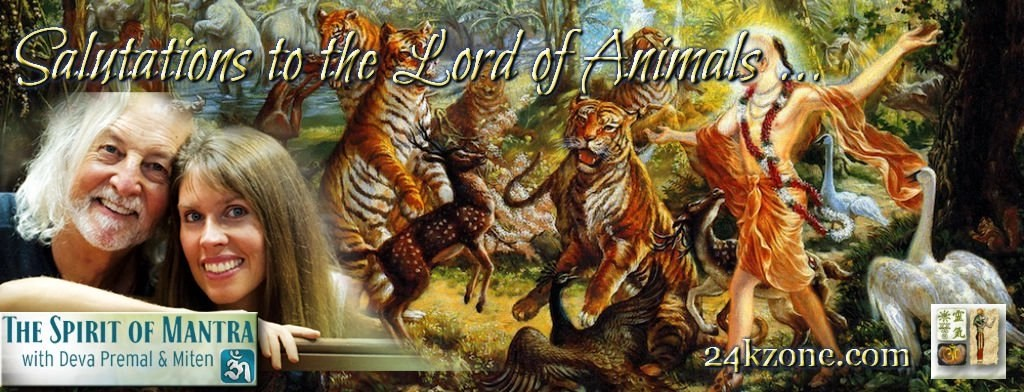 Salutations to the Lord of Animals