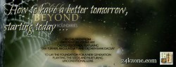 How to have a better tomorrow starting today
