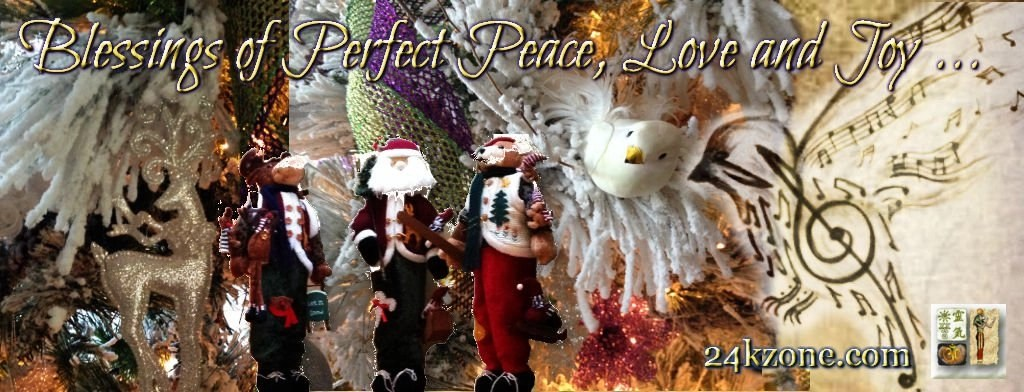 Blessings of Perfect Peace Love and Joy