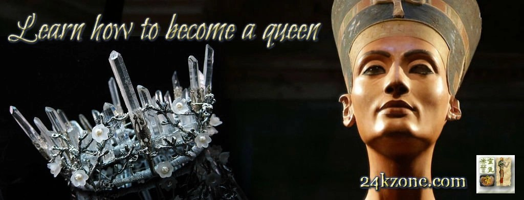 Learn how to become a queen