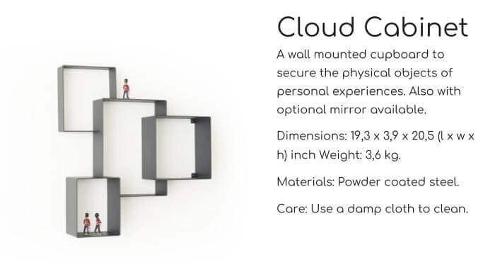 ROIJE Cloud Cabinet