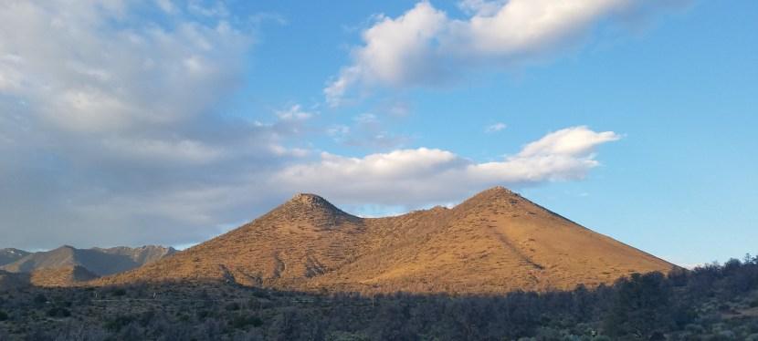 J 34 – 3 juin. Walker Pass (mile 651)