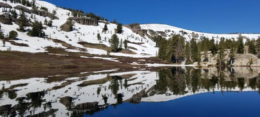 J 65 – 4 juillet. Mile 1092 (+ repos à South Lake Tahoe )