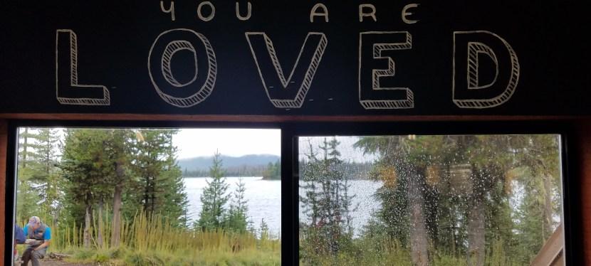 J 102 – 10 août. Big Lake Youth Camp