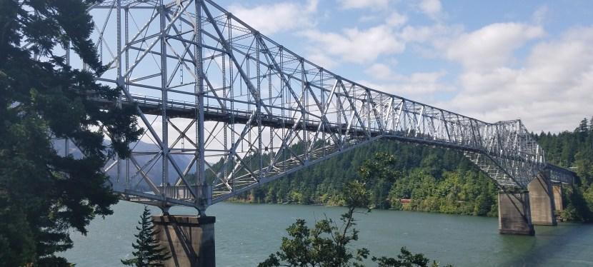 J 108 – 16 août. Cascade Locks (Puis Mile 2154)