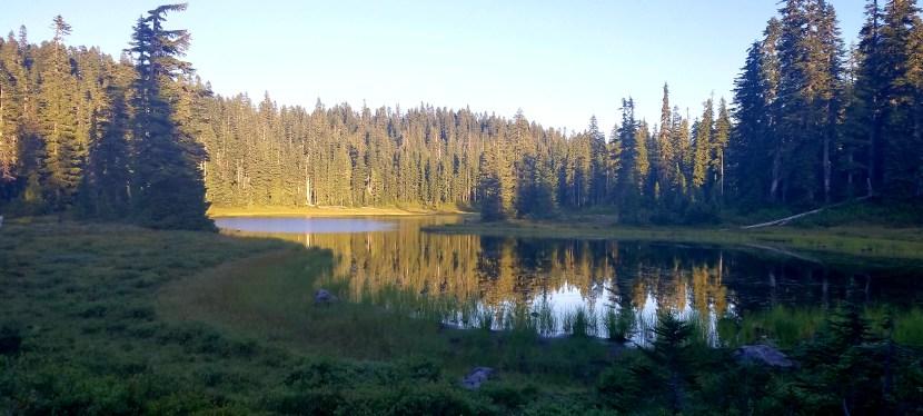 J 110 – 18 août. Bear Lake (Mile 2209)