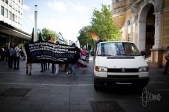 Demonstration against Xavier Naidoo -1