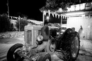 Local farmers tractor.