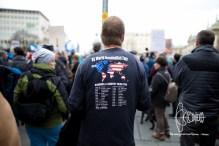 'World Domination Tour' - Anti-american shirt.