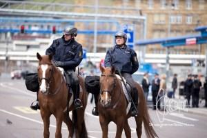 stuttgart afd parteitag 160430 32 - Protests against meeting of AfD in Stuttgart