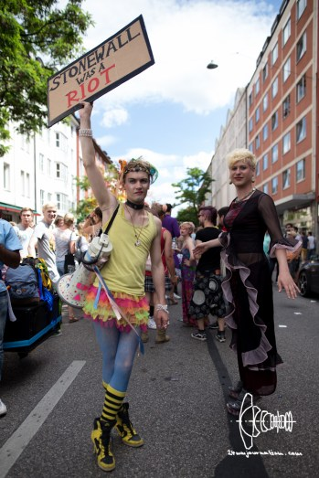 Christopher Street Day Parade 2016 in Munich was held on June 9th . Approximately 10000 participated in the colorful parade.