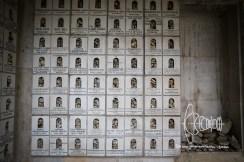 Memorials for killed Jews.