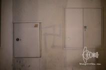 2017-03-07 Frisch gesprühtes Hakenkreuz in unmittelbarer Nähe der Kungebung von PEGIDA. PEGIDA München am Karlsplatz, Stachus. Etwa 40 Personen beteiligen sich an der Kundgebung des Münchner PEGIDA Ablegers. 13 Gegendemonstranten werden verhaftet, nachdem sie auf eine Gruppe Neonazis mit Transparent zudrängten. In unmittelbarer Nähe zur Kundgebung wird ein HAkenkreut frisch gesprüht.