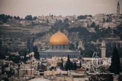 Dome of the Al Aqsa mosque.