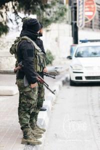 israel blog 36 - 24.12.2017 - Weihnachtsparade in Betlehem