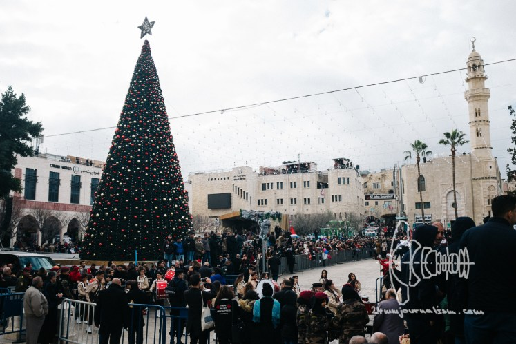 israel blog 40 - Overcast Holiday Season in the 'Holy Land'