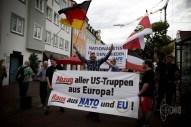 """Die Rechte"" as a guest of the ""NPD"""