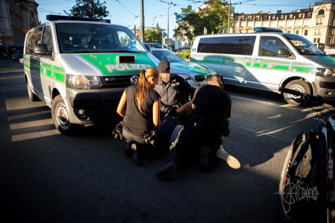 Arrested provocateur
