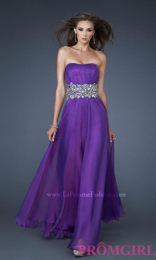Gold And Purple Wedding Decor