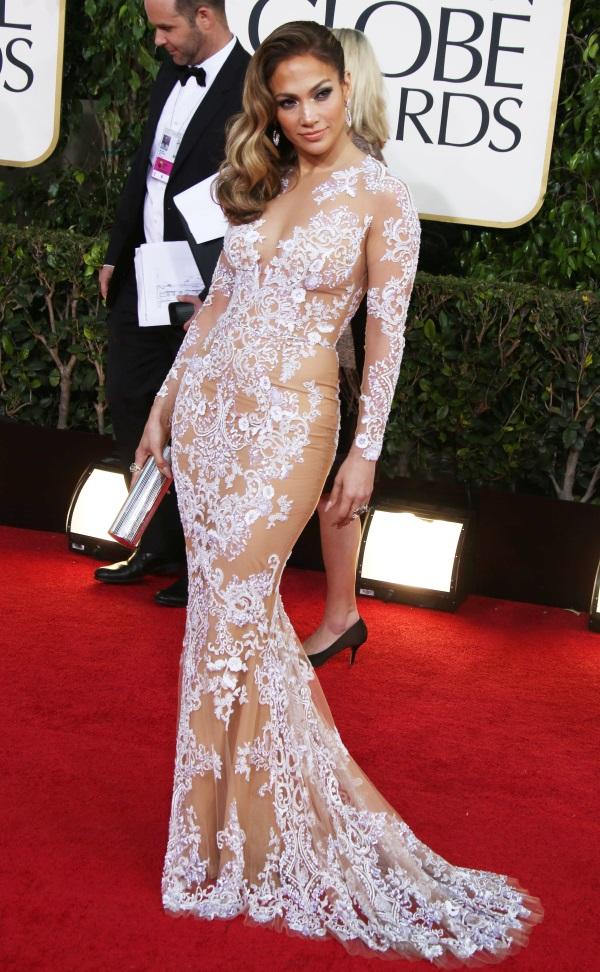 Jennifer Lopez red carpet dresses 20172018  B2B Fashion