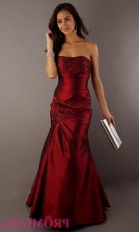 Maroon Prom Dress 2014   www.imgkid.com - The Image Kid ...