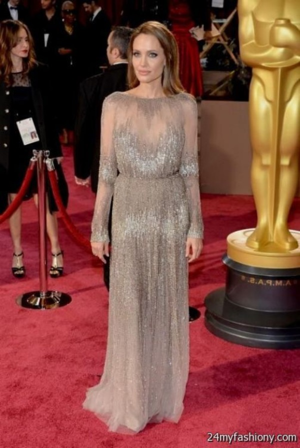 Angelina Jolie Dresses 2 looks  B2B Fashion