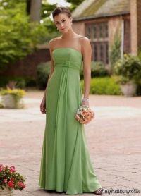 Apple Green Bridesmaid Dresses | All Dress