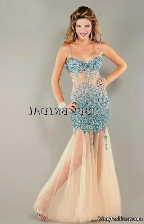 baby blue fitted prom dresses 2016-2017 » B2B Fashion