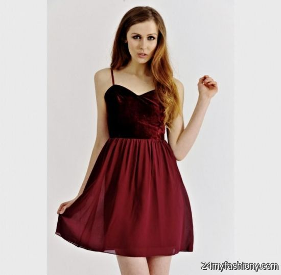 beautiful red dress tumblr 2016-2017 » B2B Fashion