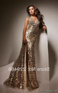 black and gold lace prom dress 2016-2017 | B2B Fashion