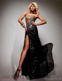black and gold prom dresses 2016-2017 | B2B Fashion