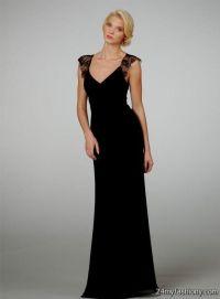 Black Lace Bridesmaid Dresses | www.pixshark.com - Images ...