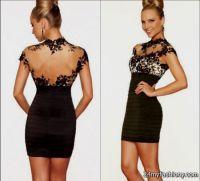 black semi formal dresses plus size 2016-2017   B2B Fashion