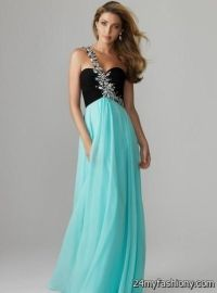 blue and black prom dresses with straps 2016-2017   B2B ...