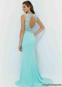 blue fitted prom dresses 2016-2017 | B2B Fashion