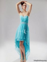 blue high low prom dresses 2016-2017 | B2B Fashion