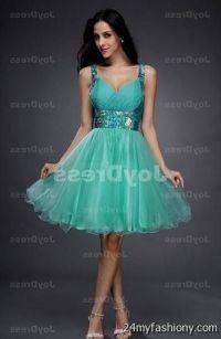 Knee Length Prom Dresses 2017 - Discount Evening Dresses