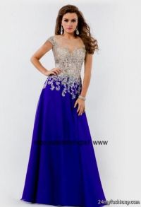 blue prom dresses 2016-2017 | B2B Fashion