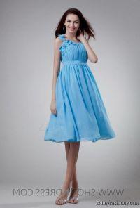 blue semi formal dresses 2016-2017   B2B Fashion