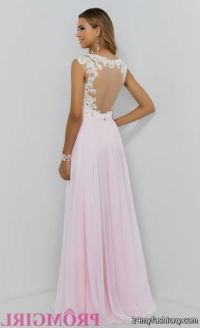 blush pink prom dress 2016-2017 | B2B Fashion