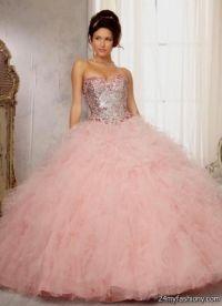 blush pink quinceanera dresses 2016
