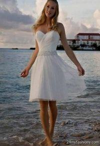 casual cotton beach wedding dresses 2016-2017 | B2B Fashion