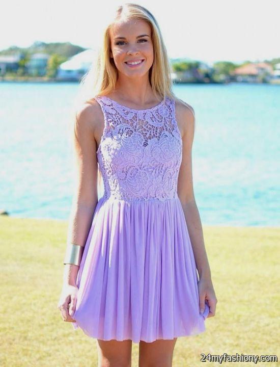casual purple dresses juniors 2016-2017 » B2B Fashion