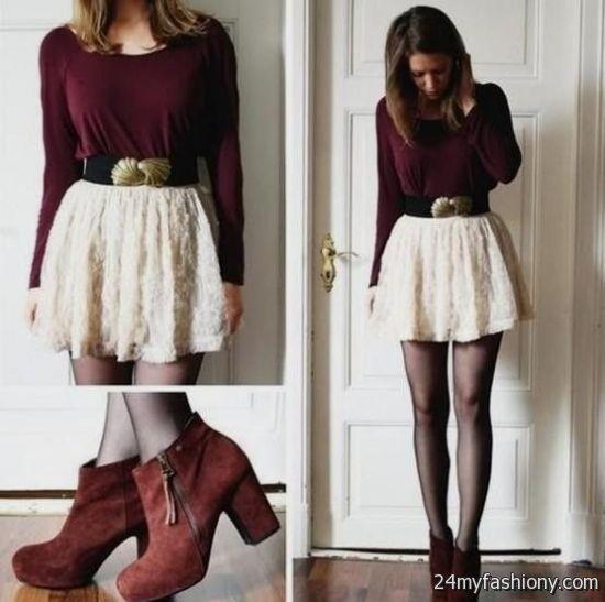 cute winter dress outfits 20162017  B2B Fashion