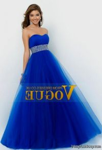 dark blue princess prom dresses 2016-2017 | B2B Fashion