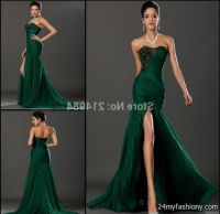 dark green prom dresses 2016-2017 | B2B Fashion