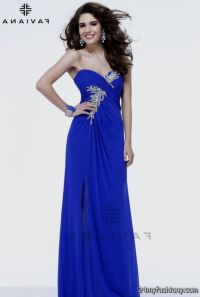electric blue prom dresses 2016-2017 | B2B Fashion