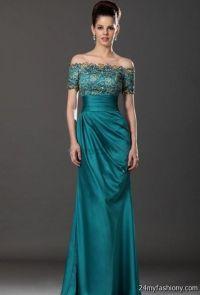 elegant dresses with sleeves 2016