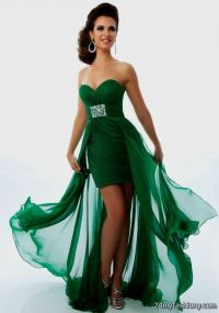 emerald green prom dresses 2016-2017 | B2B Fashion